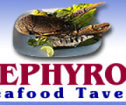 Logo for Zephyros Fish Tavern  (LARNACA)