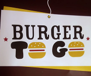 Logo for Burger ToGo  (NICOSIA)
