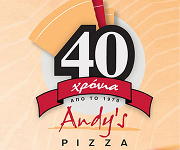 Logo for Andy's Pizza  (NICOSIA)