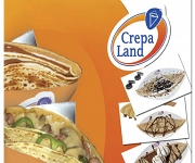 Logo for CrepaLand  (NICOSIA)