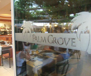 Logo for Palm Grove Italian Restaurant  (PAPHOS)