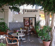 Logo for Kava Cafe  (PAPHOS)