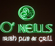 Logo for O'Neill's Irish Pub  (PAPHOS)