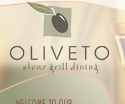 Logo for Oliveto Stone Grill  (PAPHOS)