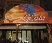 Logo for The Genie  (PAPHOS)