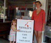 Logo for Tiffilly's  (PAPHOS)