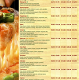 Napoli PIzza Menu Page