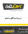 GrEat (Aglantzia) Menu Page