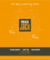 Potato Jack (Down Town) Menu Page
