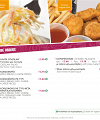 Potato Jack Menu Page