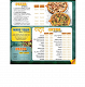 Tuck Inn Restaurant Menu Page